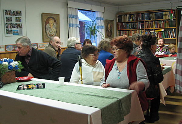 Puurojuhla 2011