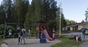 Sampolan leikkipuisto